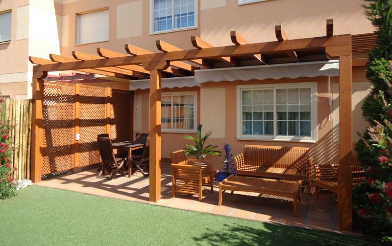 Gallart grupo el blog suelos y puertas de madera en for Tejados de madera modernos