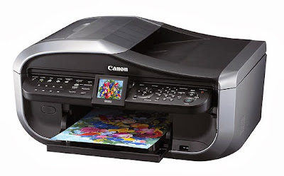 download Canon PIXMA MX850 Inkjet printer's driver