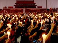Represión en China por el aniversario de Tiananmen
