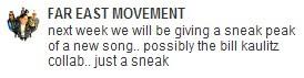 """If I Die Tomorrow"" ---- Far east movement and bill kauliitz 1"