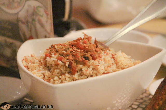 Aligue Rice - Filipino Dish
