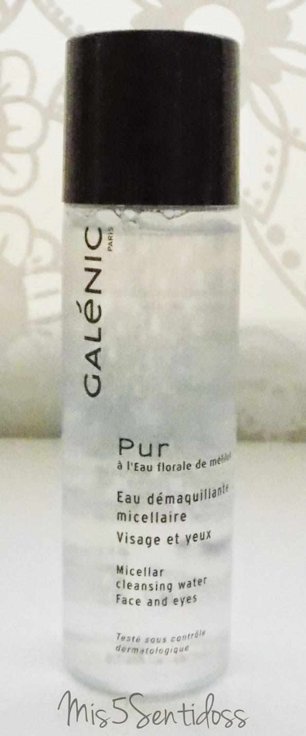 Galénic Agua Micelar