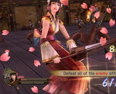 Free Download Games Samurai Warriors 2 Full Version For PC
