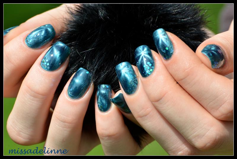 nails nail Polonês magnética