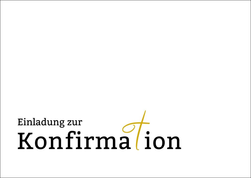 glückwünsche und sprüche zur konfirmation: september 2014, Einladung