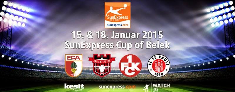 SunExpress Cup - Gaziantepspor 3:2 FC St. Pauli