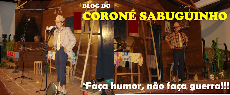 Blog do Coroné Sabuguinho