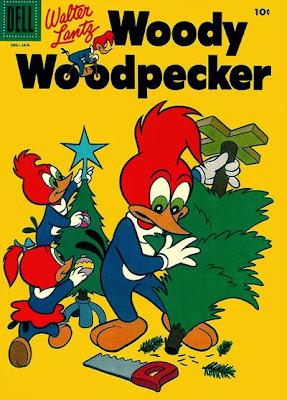 Walter Lantz Woody Woodpecker #34