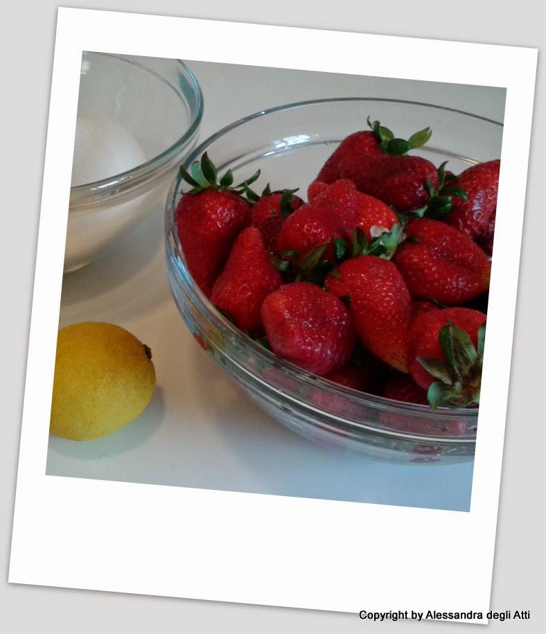 ingredienti marmellata di frutta