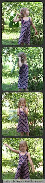 платье из юбки 2