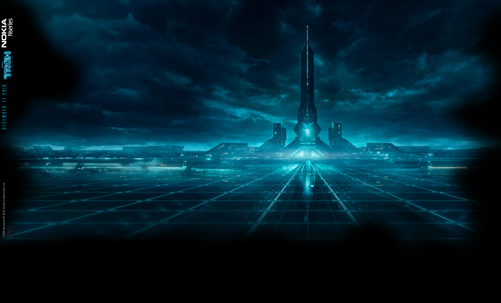 tron the grid wallpaper - photo #22
