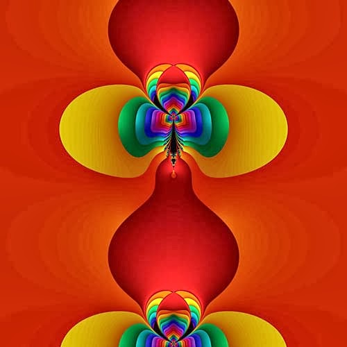 fractales, arte, geometria