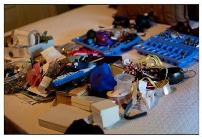 Ordenar de forma creativa en Recicla Inventa