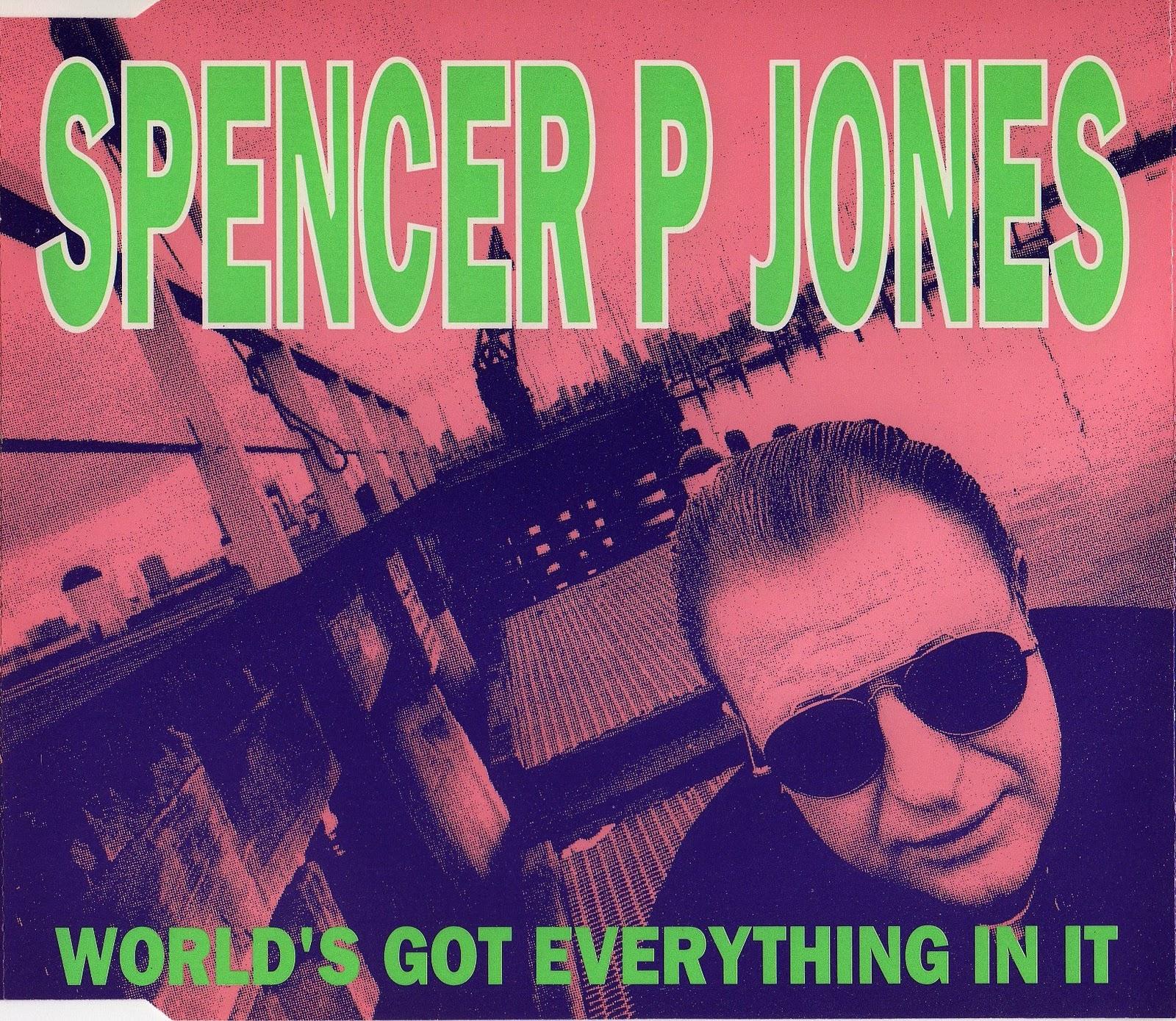 Spencer P. Jones - These Days
