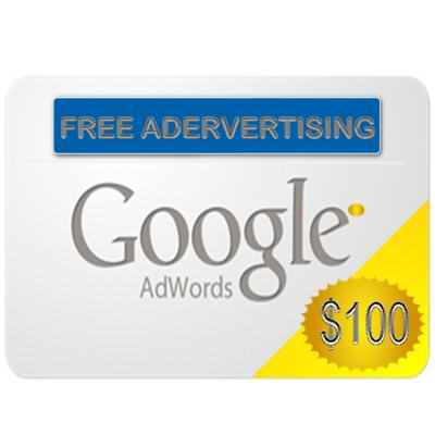 Free google adwords $100 coupon codes