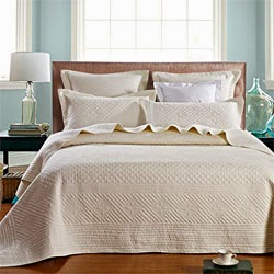 Saint Ivory Luxury Pure Cotton Quilt