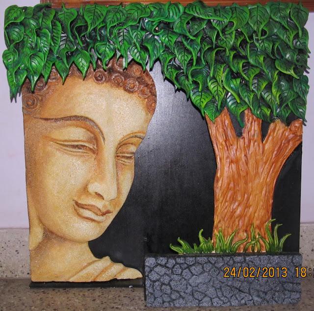mural art by datta vaidya