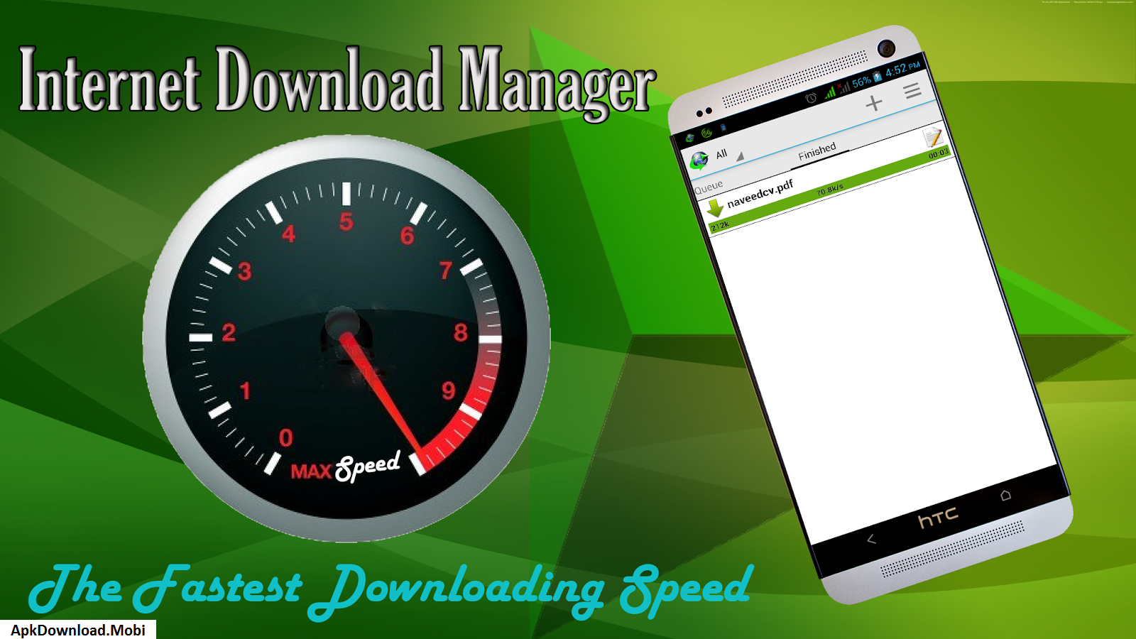 Download IDM Fastest download manager APK Android