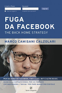 Fuga da Facebook Best Seller Ebook GRATIS! Scarica Subito!