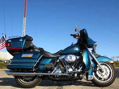 Harley Davidson FLHTCUI Ultra Classic Electra Glide