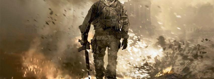 Photot de couverture journal facebook soldat