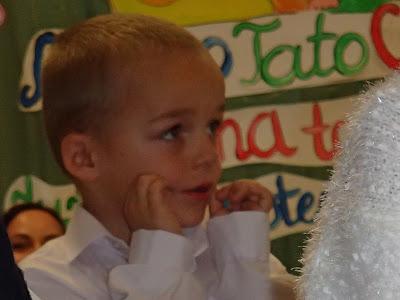 Przedszkole, szkoła, zerówka, pięciolatek w zerówce, ślubowanie zerówkowiczów, pasowanie na przedszkolaka