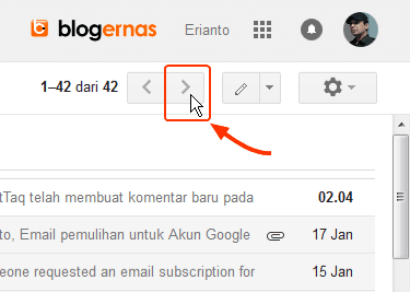 Cara Mengetahui Tanggal Pembuatan Email Sendiri pada Gmail