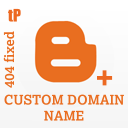 Blogger blog with custom domain