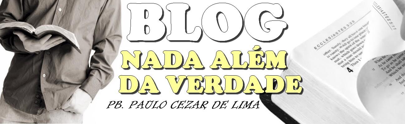 Blog Nada Além da Verdade
