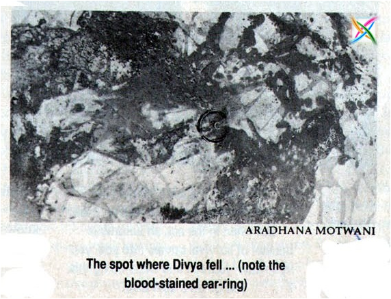Divya Bharti Death/Dead Murder Pictures/Photos/Pics Died