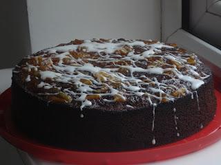 sticky marmalade cake, cake, marmalade, Seville Orange