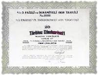 Türkiye Cumhuriyeti Devlet Tahvili