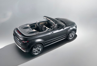 Range Rover Evoque Cabriolet Press
