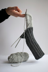 sticka sockor