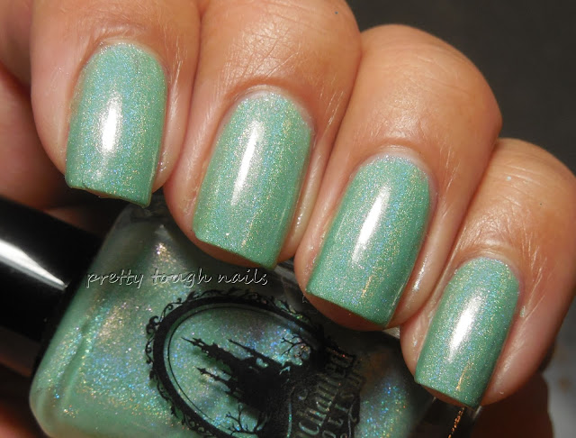 Enchanted Polish July 2013 under direct light