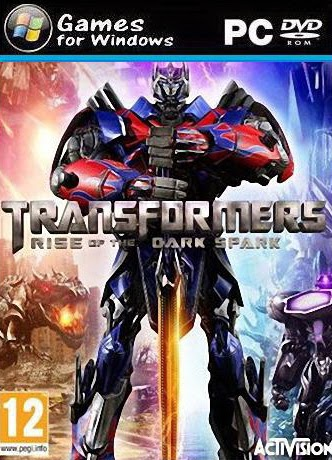 Gratis Download PC Game Transformers Rise of the Dark Spark Full