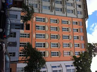 Apartment Block in Berlin