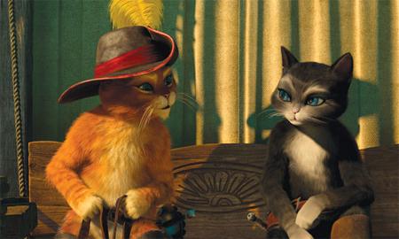 El Gato con Botas online 2011