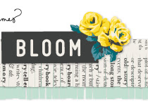 MAGGIE HOLMES DESIGN TEAM: BLOOM BLOG HOP