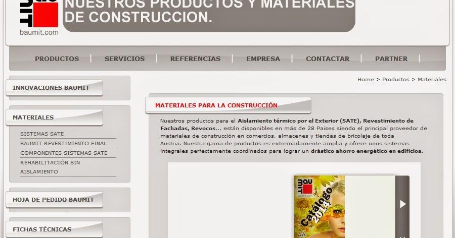 Aislamiento termico y revestimiento de fachadas - Materiales de construccion para fachadas ...