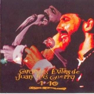 Juan Luis Guerra – Grandes Exitos – [Mp3 320 kbps Album] - Mega