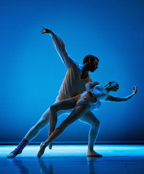 Pas de Deux, ballet, classical performance