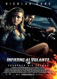 Infierno al Volante/ Furia Ciega / Drive Angry Poster