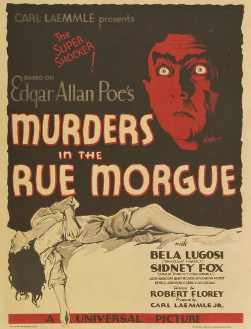 the murders in the rue morgue essay Murders in the rue morgue and with three quick moves they are in checkmate dupin masterfully explains the details of what happened, how the intruder climbed up to the fourth story windows and becoming frenzied killed both of the l'espanaye women, throwing one out of the window and stuffing the other up the chimney.