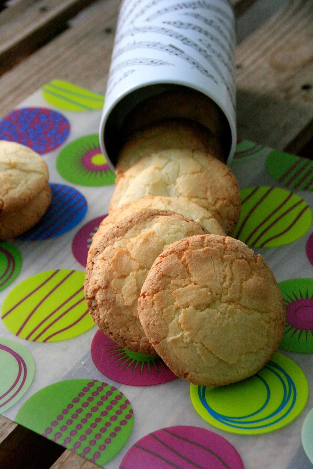 Receta galletas de limon