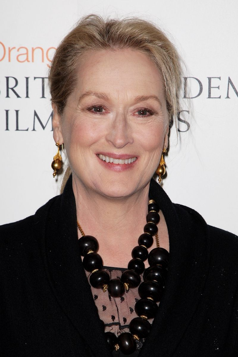 Meryl Streep Was Born June 22 1949 In Summit New Jersey She Began Her
