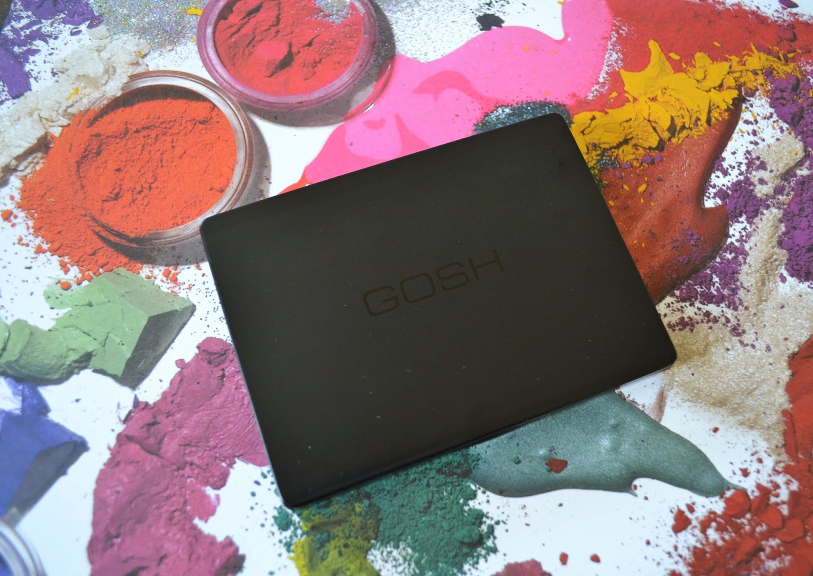 GOSH 9 Shades Eye Shadow Palette To Enjoy In New York - Aspiring Londoner