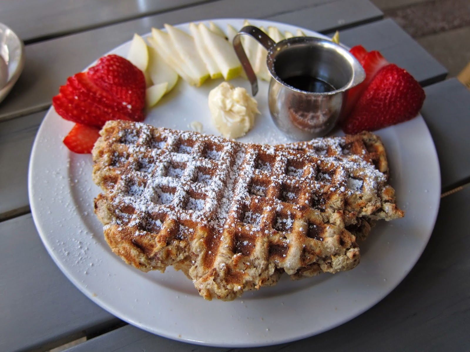 Gluten-free, Dairy-free, Egg-free Breakfast at Green Bliss Cafe (Fullerton, CA)