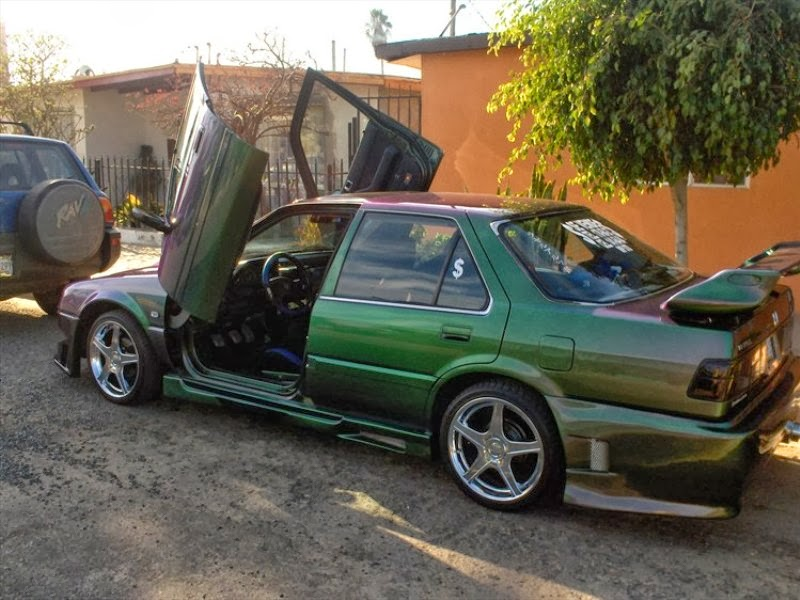 Honda Accord Tahun 1987 Honda Accord Prestige 1987