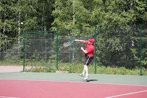 Tervetuloa yksilölliseen tenniskouluumme